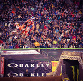 Ryan Dungey 2016 Supercross champion Royalty Free Stock Images