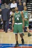 Ryan Gomes dei Celtics di Boston Fotografia Stock