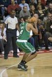 Ryan Gomes des Celtics de Boston Image stock