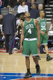 Ryan Gomes des Celtics de Boston Photographie stock