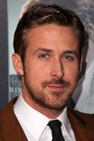 Ryan Gosling. At the 'Gangster Squad' Los Angeles Premiere, Chinese Theater, Hollywood, CA 01-07-13 Royalty Free Stock Photography