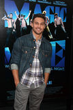 Ryan Guzman arrives at the  Royalty Free Stock Photography