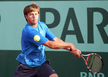 Ryan Harrison (USA) at Roland Garros 2011 Royalty Free Stock Photos