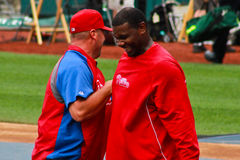 Ryan Howard Philadelphia Phillies Stock Photo