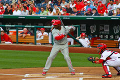 Ryan Howard Philadelphia Phillies Stock Images
