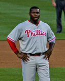 Ryan Howard Philadelphia Phillies Stock Photos