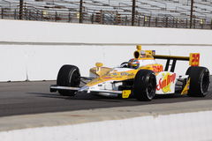 Ryan Hunter-Reay 28 Indianapolis 500 Pole Day 2011 Stock Image