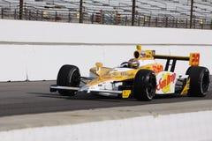 Ryan Hunter-Reay 28 Indianapolis 500 Pole Day 2011 Stock Image