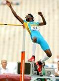 Ryan Ingraham of Bahamas Stock Image