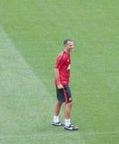 Ryan Joseph Giggs del Manchester United Fotografia Stock