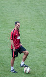 Ryan Joseph Giggs of Manchester United Stock Photography