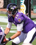 Ryan Mallett. Baltimore Ravens QB Ryan Mallett, #15 Royalty Free Stock Photography