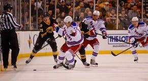 Ryan McDonagh New York Rangers Στοκ φωτογραφία με δικαίωμα ελεύθερης χρήσης