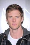 """Ryan McPartlin """"na premier de Wolfman"""" Los Angeles, teatro de ArcLight, Hollywood, CA 02-09-10 imagens de stock royalty free"""