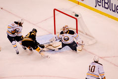 Ryan Miller Buffalo Sabres Royalty Free Stock Photo