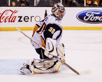 Ryan Miller Buffalo Sabres Royalty Free Stock Photos