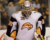 Ryan Miller Buffalo Sabres Royalty Free Stock Image