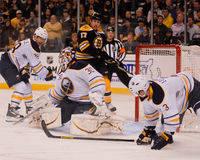 Ryan Miller, Buffalo Sabres Stock Images
