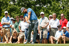 Ryan Moore at the Memorial Tournament Royalty Free Stock Image