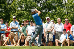 Ryan Moore at the Memorial Tournament Royalty Free Stock Photography