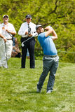 Ryan Moore at the Memorial Tournament Royalty Free Stock Images
