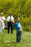 Ryan Moore at the Memorial Tournament Stock Photography