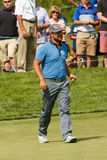 Ryan Moore at the Memorial Tournament Stock Image
