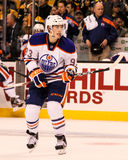 Ryan Nugent-Hopkins Edmonton Oilers Stock Photos