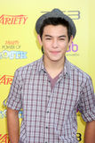 Ryan Potter. LOS ANGELES - OCT 22: Ryan Potter arriving at the 2011 Variety Power of Youth Evemt at the Paramount Studios on October 22, 2011 in Los Angeles, CA stock images