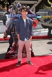 Ryan Potter at the World Premiere Of Universal Studios Hollywood's  Royalty Free Stock Image