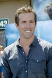 Ryan Reynolds Stock Afbeelding