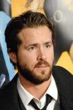 Ryan Reynolds lizenzfreie stockfotos