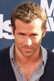 Ryan Reynolds foto de archivo libre de regalías