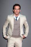 Ryan Reynolds imagen de archivo libre de regalías