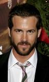 Ryan Reynolds fotografía de archivo libre de regalías