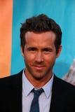 Ryan Reynolds royalty-vrije stock afbeelding