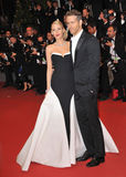 Ryan Reynolds & Blake Lively Royaltyfri Foto