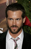 Ryan Reynolds. At the Los Angeles premiere of `Just Friends` held at the Mann Village Theater in Westwood, USA on November 14, 2005 Stock Photography