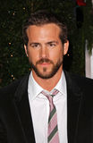 Ryan Reynolds Stock Photo