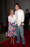 Ryan Reynolds, Traylor Howard fotografia stock