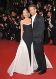 Ryan Reynolds y Blake Lively Foto de archivo libre de regalías