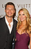 Ryan Seacrest Photo libre de droits