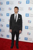 Ryan Seacrest arrives at the City of Hope's Music And Entertainment Industry Group Honors Bob Pittman Event Stock Images