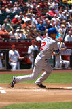 Ryan Theriot, Chicago Cubs. Stock Image