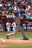 Ryan Theriot, Chicago Cubs. Royalty Free Stock Photos