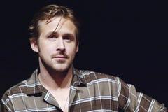 Ryan Thomas Gosling kanadensisk skådespelare royaltyfri bild