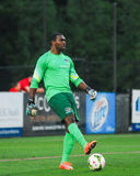Ryan Thompson, Goal Keeper, Pittsburgh RiverHounds Stock Photo