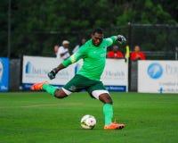 Ryan Thompson, Goal Keeper, Pittsburgh RiverHounds Royalty Free Stock Photo