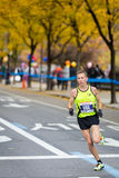 Ryan Vail (USA) runs the 2013 NYC Marathon Stock Photos