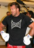 Ryan Wojownik Bader UFC Fotografia Royalty Free
